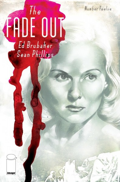 The Fade Out #12 cover