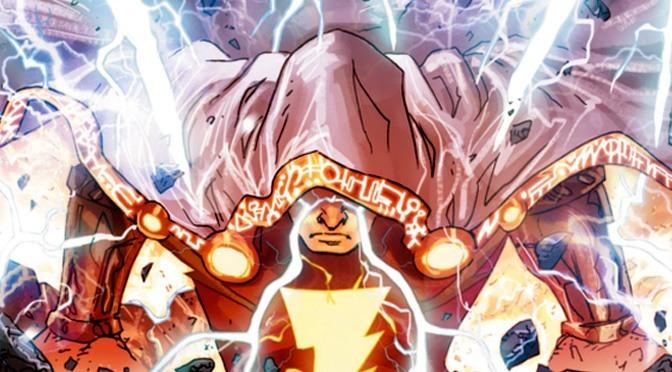 Least Favorite Comic: Darkseid