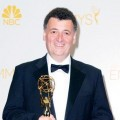 Mandatory Credit: Photo by Stewart Cook/REX/Shutterstock (4081003v) Steven Moffat The 66th Annual Primetime Emmy Awards, Press Room, Los Angeles, America - 25 Aug 2014