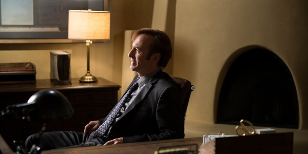 Bob Odenkirk as Jimmy McGill - Better Call Saul _ Season 2, Episode 1 - Photo Credit: Ursula Coyote/Sony Pictures Television/ AMC