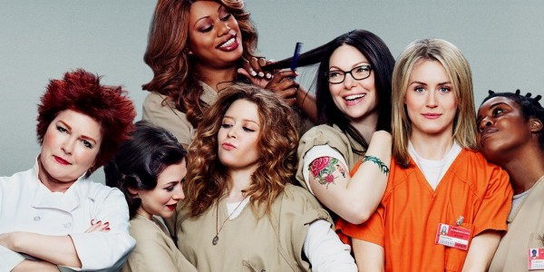 (Image via Hidden Remote.) Cast - Orange Is the New Black