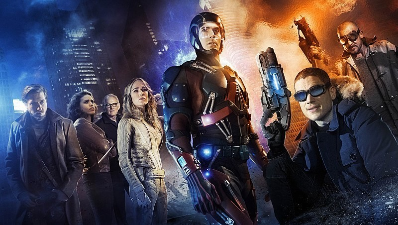 DC Legends of Tomorrow - Rebirth