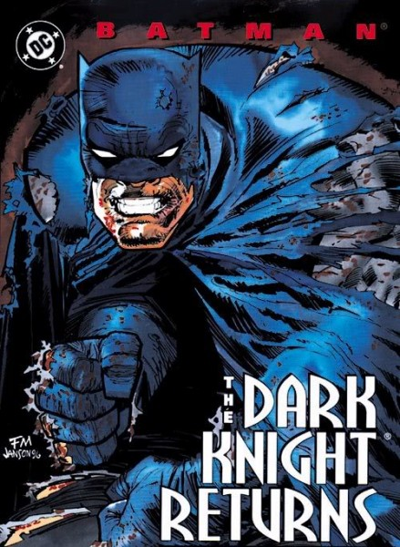 Dark Knight Returns - Rebirth