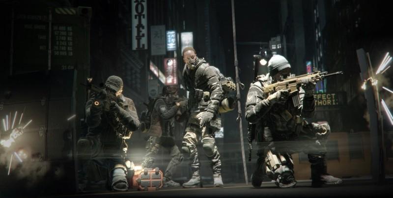 Darkzone division