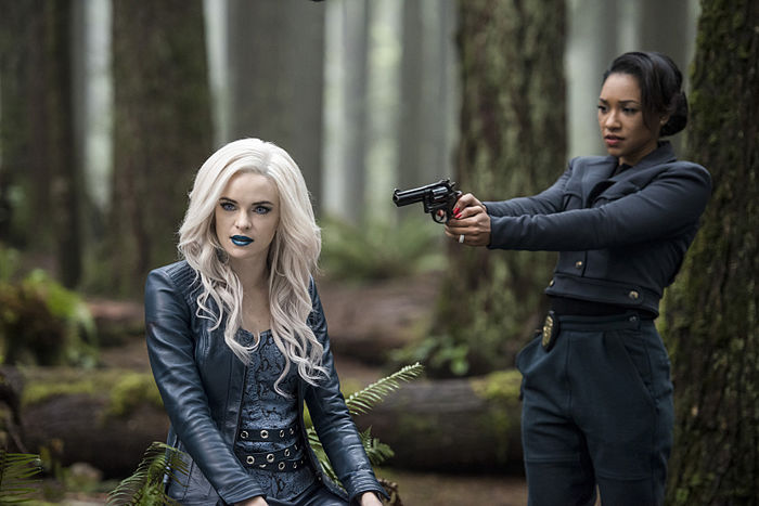 Detective Iris West, Killer Frost - The Flash