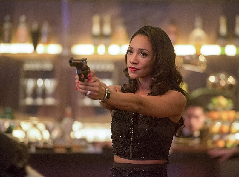 Detective Iris West - The Flash