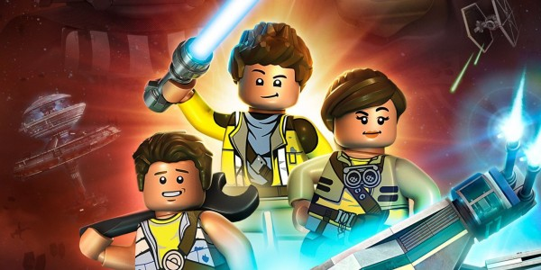 Featured Poster - LEGO Star Wars- The Freemaker Adventures