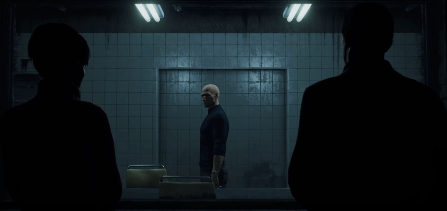 Hitman beta cutscene screenshot
