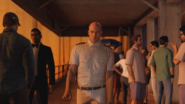 Hitman beta seaman