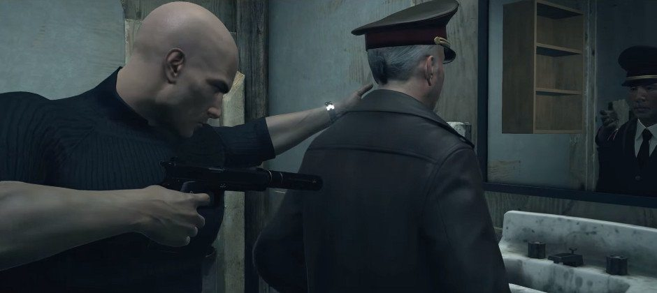 Hitman beta shoot back