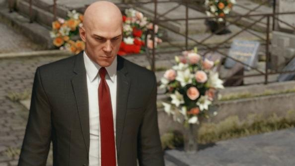 Hitman suit