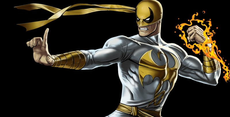 Iron Fist (White Costume)