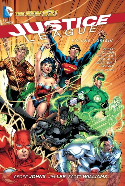 Justice League v1 New 52
