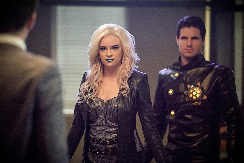 Killer Frost, Deathstorm - The Flash