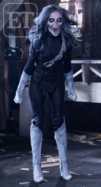 Silver Banshee - Supergirl