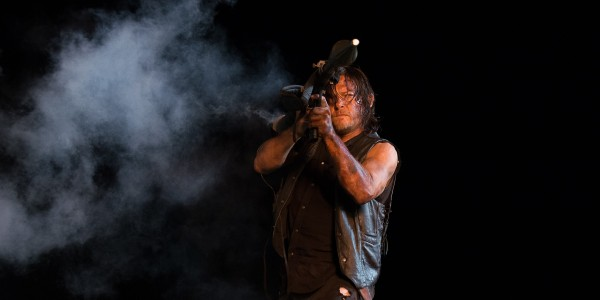 Norman Reedus as Daryl Dixon - The Walking Dead _ Season 6, Episode 9 - Photo Credit: Gene Page/AMC