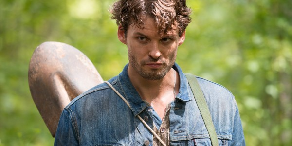 Austin Nichols as Spencer Monroe - The Walking Dead _ Season 6, Episode 10 - Photo Credit: Gene Page/AMC
