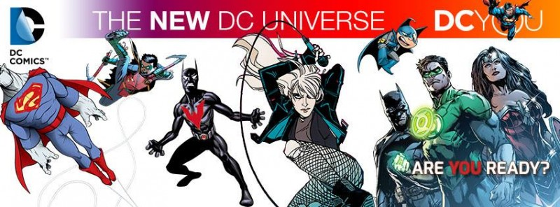 dc comics dc you