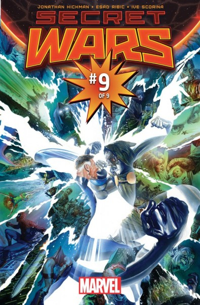 Secret Wars #9 - event comic
