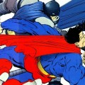 The Dark Knight Returns Superman Batman rivalries