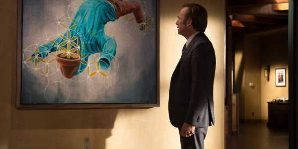 Bob Odenkirk as Jimmy McGill - Better Call Saul _ Season 2, Episode 3 - Photo Credit: Ursula Coyote/Sony Pictures Television/ AMC