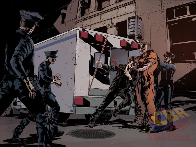 Daredevil Punisher #1 p 15