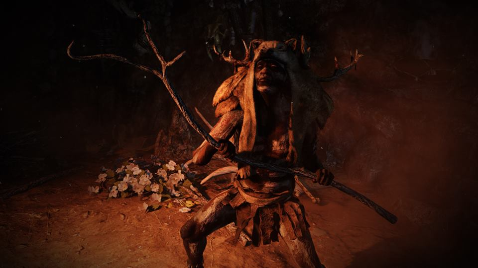 Far Cry Primal characters