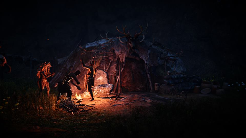 Far Cry Primal village upgrade