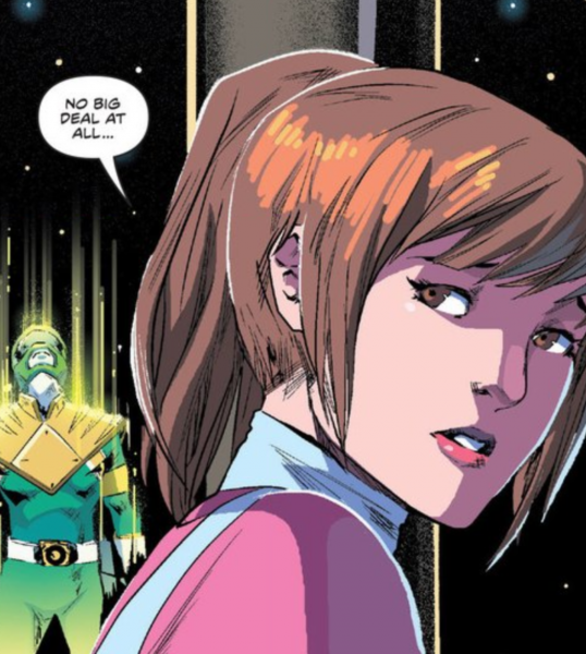 Power Rangers: Panel Screenshot