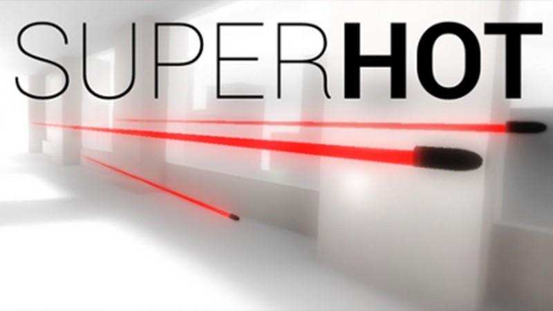Superhot title