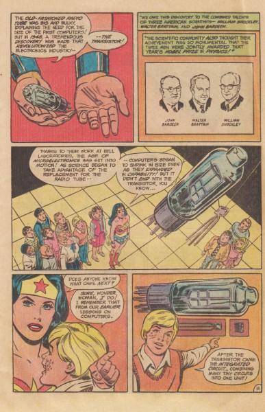 Superman Wonder Woman Radio Shack i2