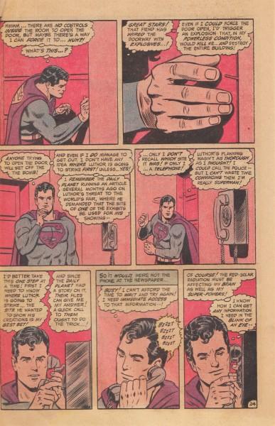 Superman Wonder Woman Radio Shack i3