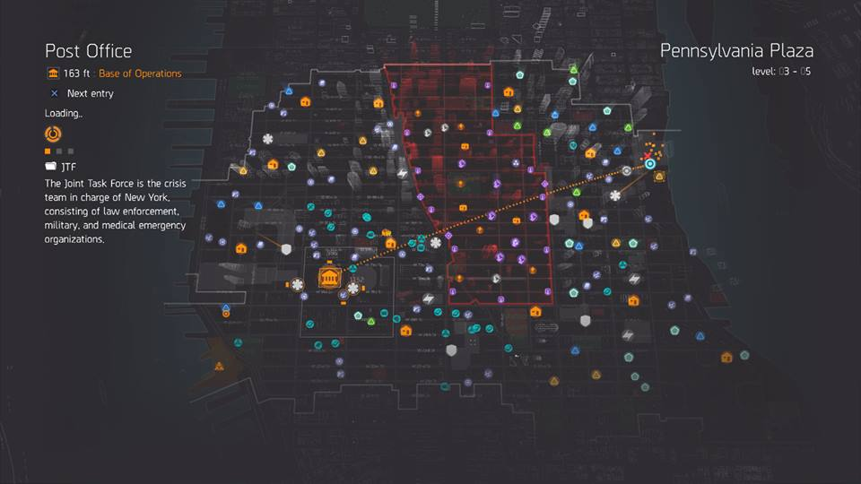 Map Of World Bosses In The Division.Tom Clancy S The Division Ps4 Review Entertainment Fuse