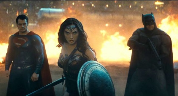batman vs superman still