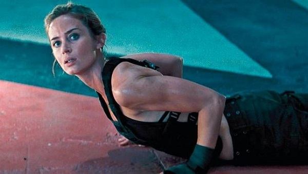 emily blunt - edge of tomorrow