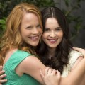 """SWITCHED AT BIRTH - Freeform's """"Switched at Birth"""" stars Katie Leclerc as Daphne Vasquez and Vanessa Marano as Bay Kennish. (Freeform/Todd Wawrychuk)"""