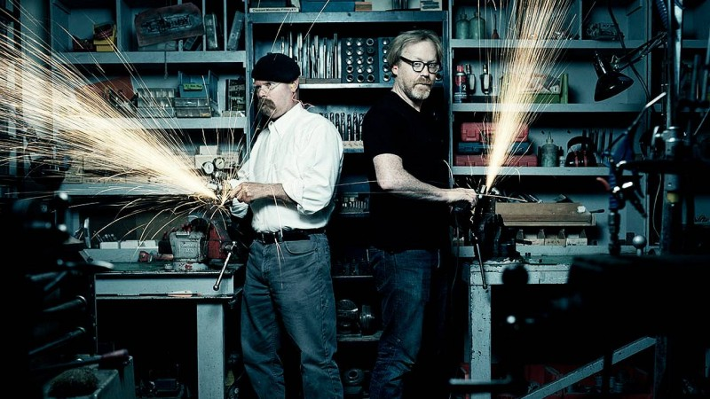 Adam Savage, Jamie Hyneman - Mythbusters