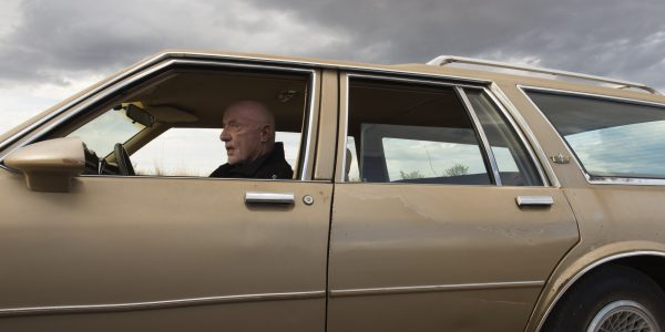 Jonathan Banks as Mike Ehrmantraut - Better Call Saul _ Season 2, Episode 10 - Photo Credit: Ursula Coyote/AMC