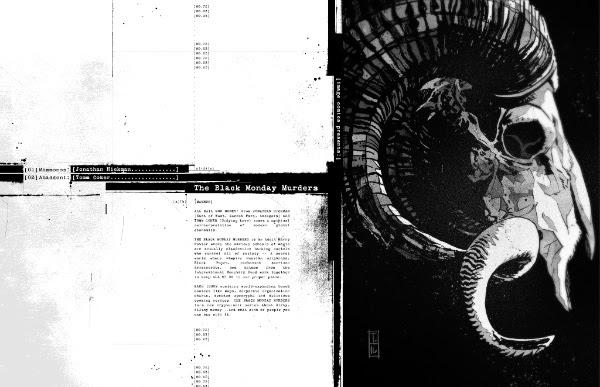 Black Monday Murders - Image Comics new titles