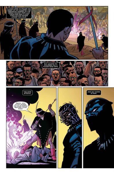 Black Panther #1 - i3