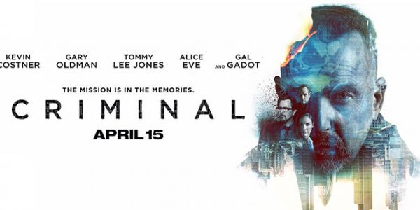 Criminal Movie Banner