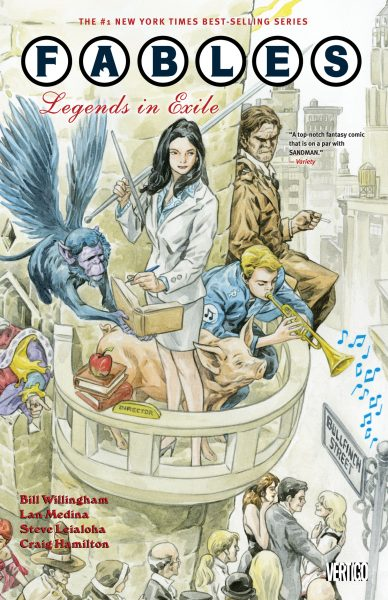 Fables Vertigo Comics