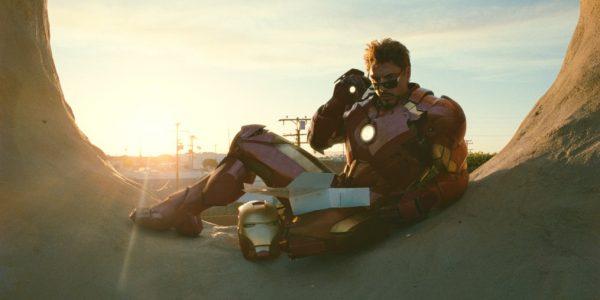 Tony Stark Donut