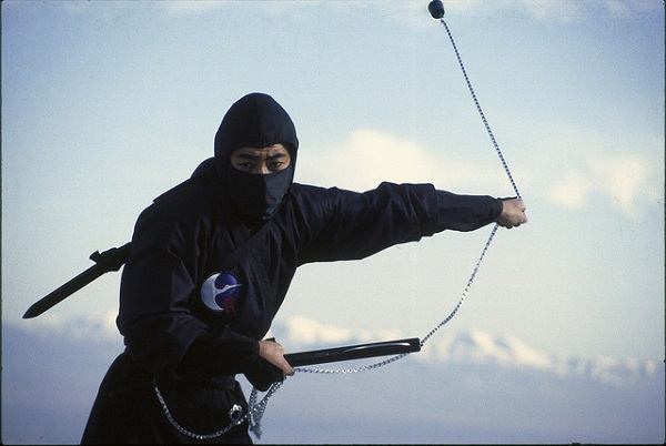 Ninja Trilogy still