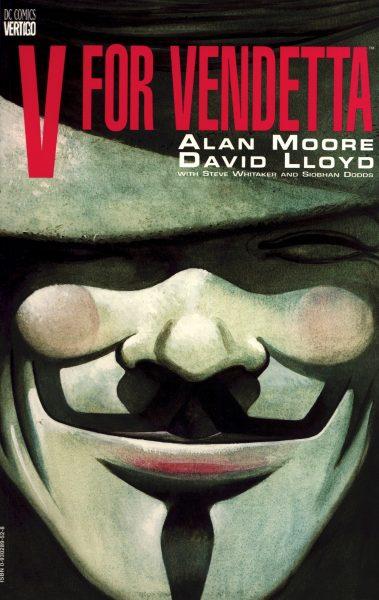 V for Vendetta vertigo comics