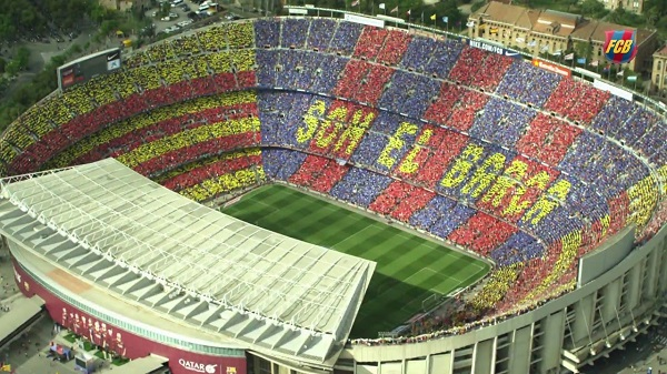 barca dreams camp nou