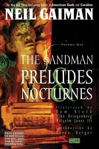 the sandman vertigo comics