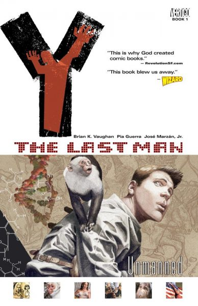 y the last man vertigo comics