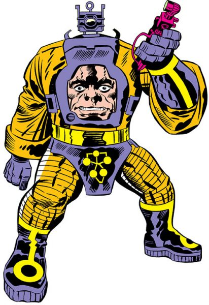 Arnim Zola -Captain America villains