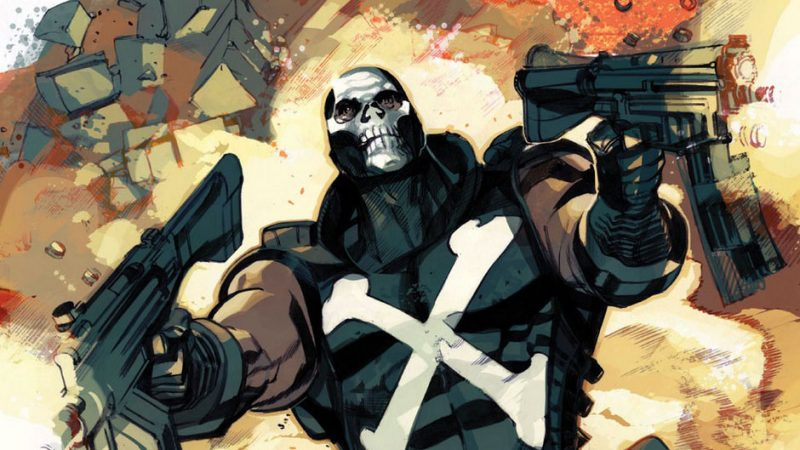 Crossbones - Captain America villains